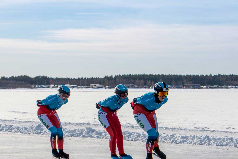 Schaatsen Luleå Ice Skating