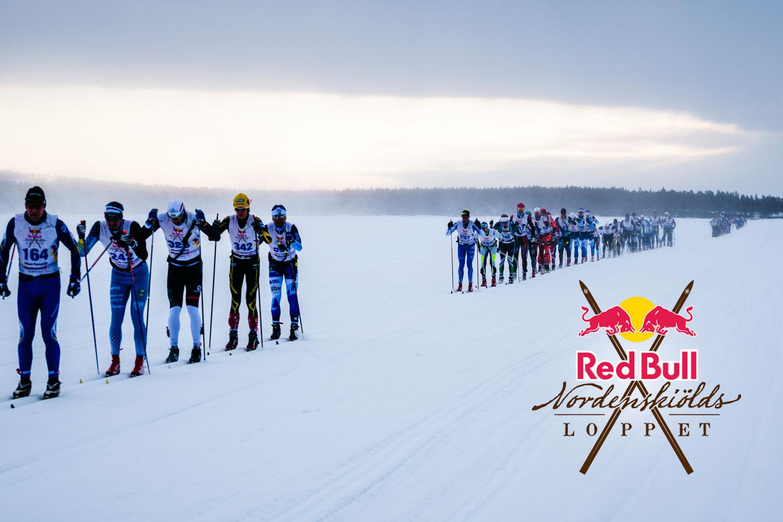 Red Bull Nordenskiölds Ski Race