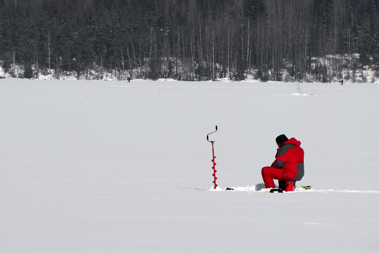Ice Fishing Luleå Travel