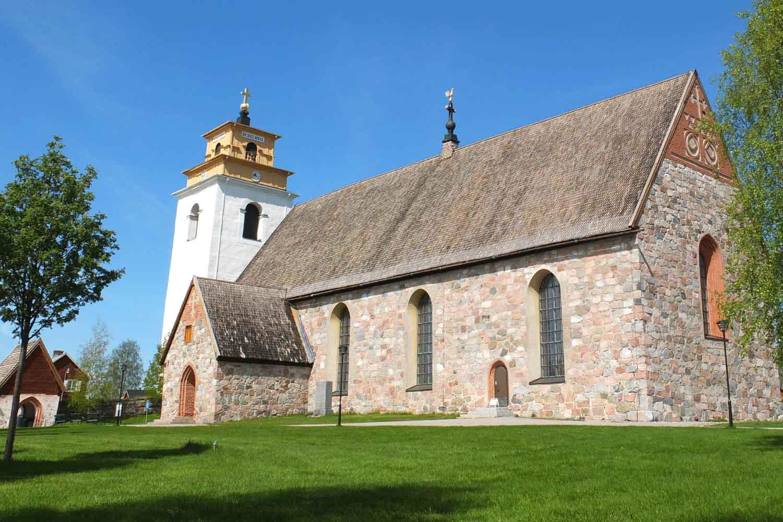 Swedish-lapland-lulea-gammelstad