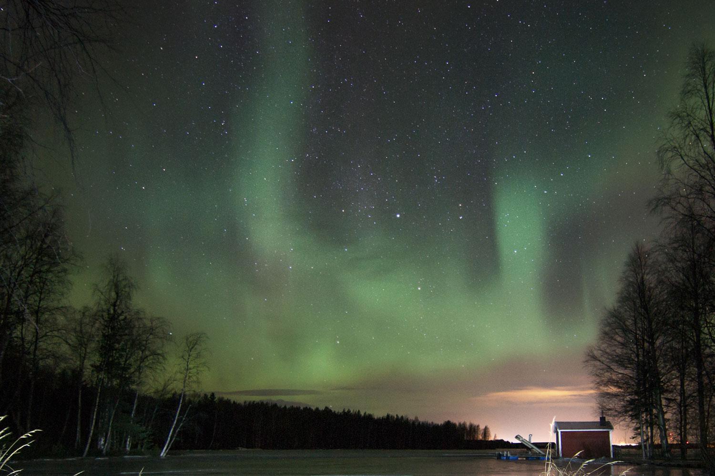 Northern light tours Luleå