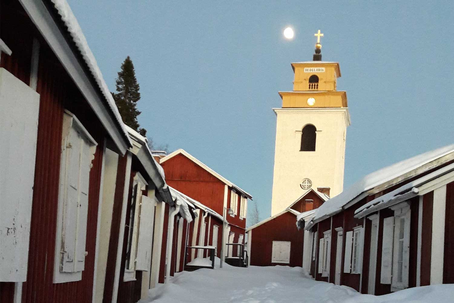 Jokkmokk winter market 2020