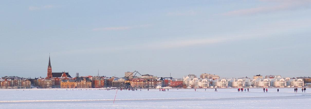 Luleå Swedish Lapland