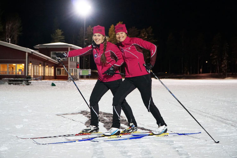 Langlaufen zweden