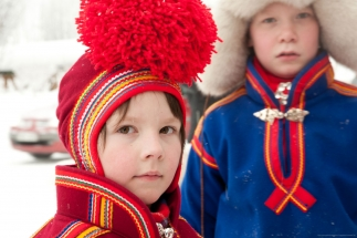 group tours sami sweden