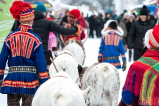 Jokkmokk winter market 2019