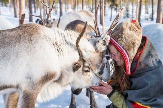 Sami-culture-swedish lapland