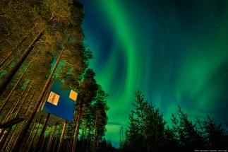 Treehotel-Zweeds-Lapland