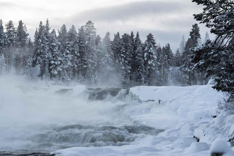 Lulea winter activities