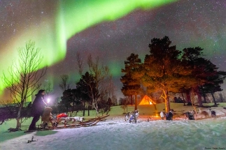 Northern light holidays