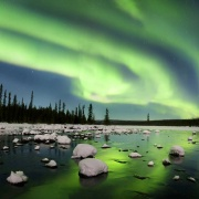 Northern Lights photography holiday