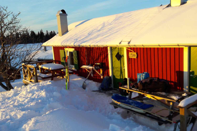 Cabins Luleå Archipelago