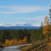 auto reis zweden lapland