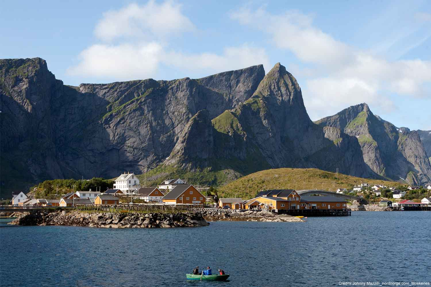 Fly-drive-Norway lofoten