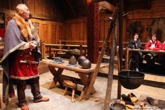 Lofotr Viking museum Norway