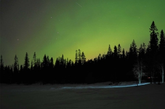 northern lights lulea