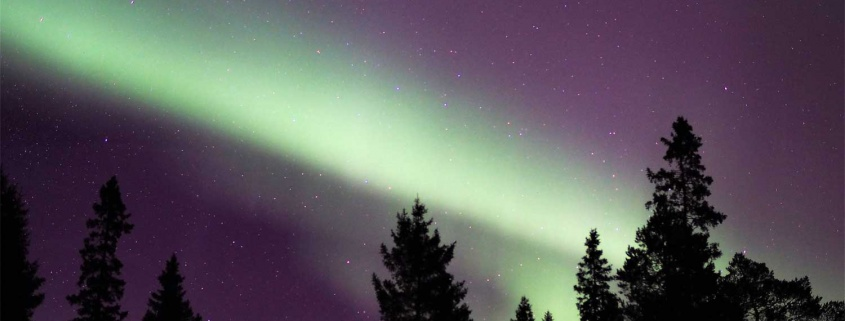 Northern lights city break lulea