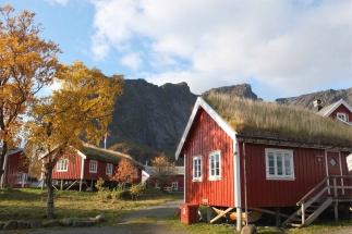 Fishermen cabins Lofoten