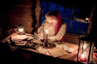 Santa-office-Finland