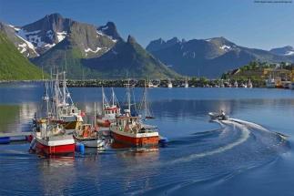 Senja Islands - Norway