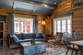 Fisherman cabin - interior