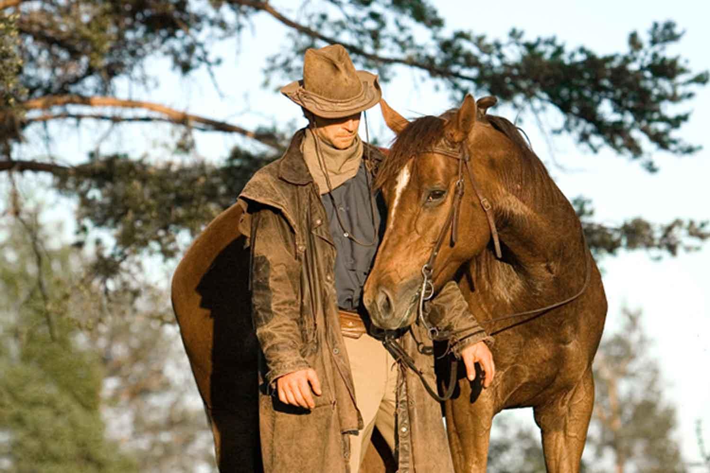 horse riding summer
