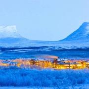 Winter vakantie Zweden