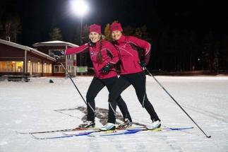 Lulea-Cross-country-skiing