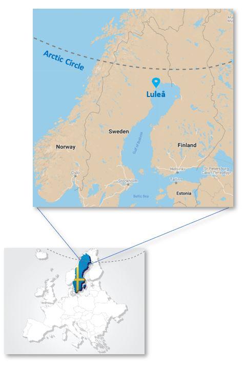 Luleå travel