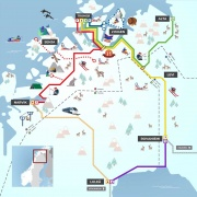 The-Arctic-route