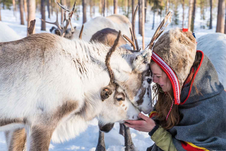 sami culture winter holiday