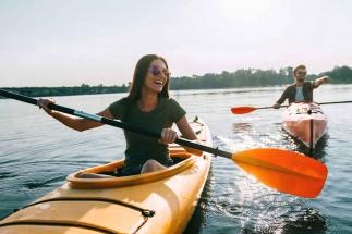 Kayak-summer---Lulea