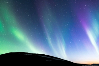 Aurora-nights-Kiruna