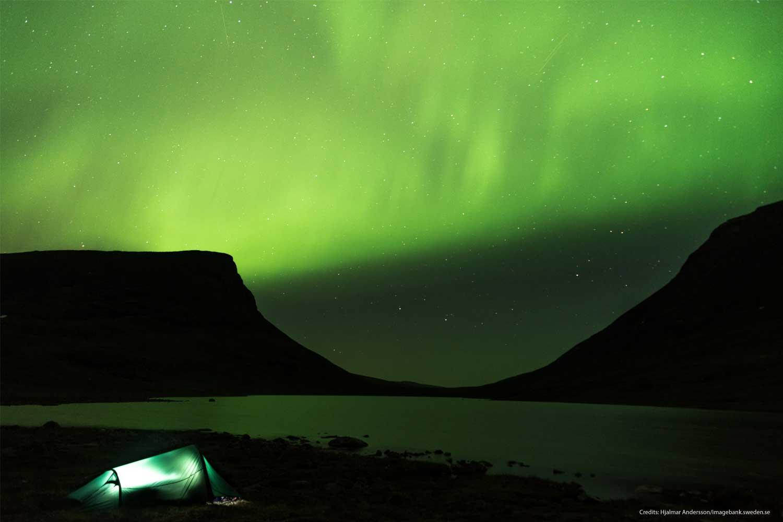 Northern Lights Abisko Kiruna