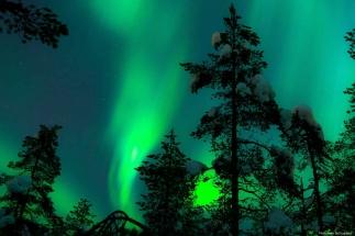 Aurora---Kiruna-Lapland