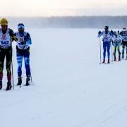 Red-Bull-Nordenskiölds-Ski Race