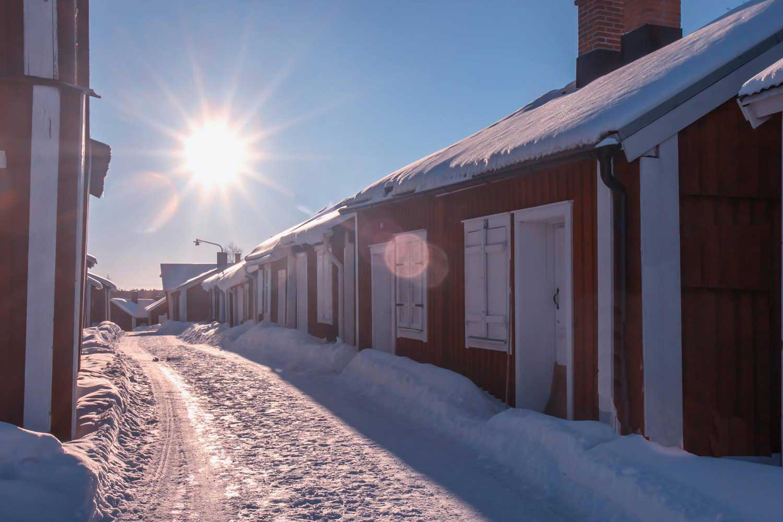 Gammelstad-Luleå