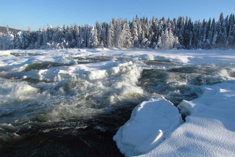Lulea winter actvities