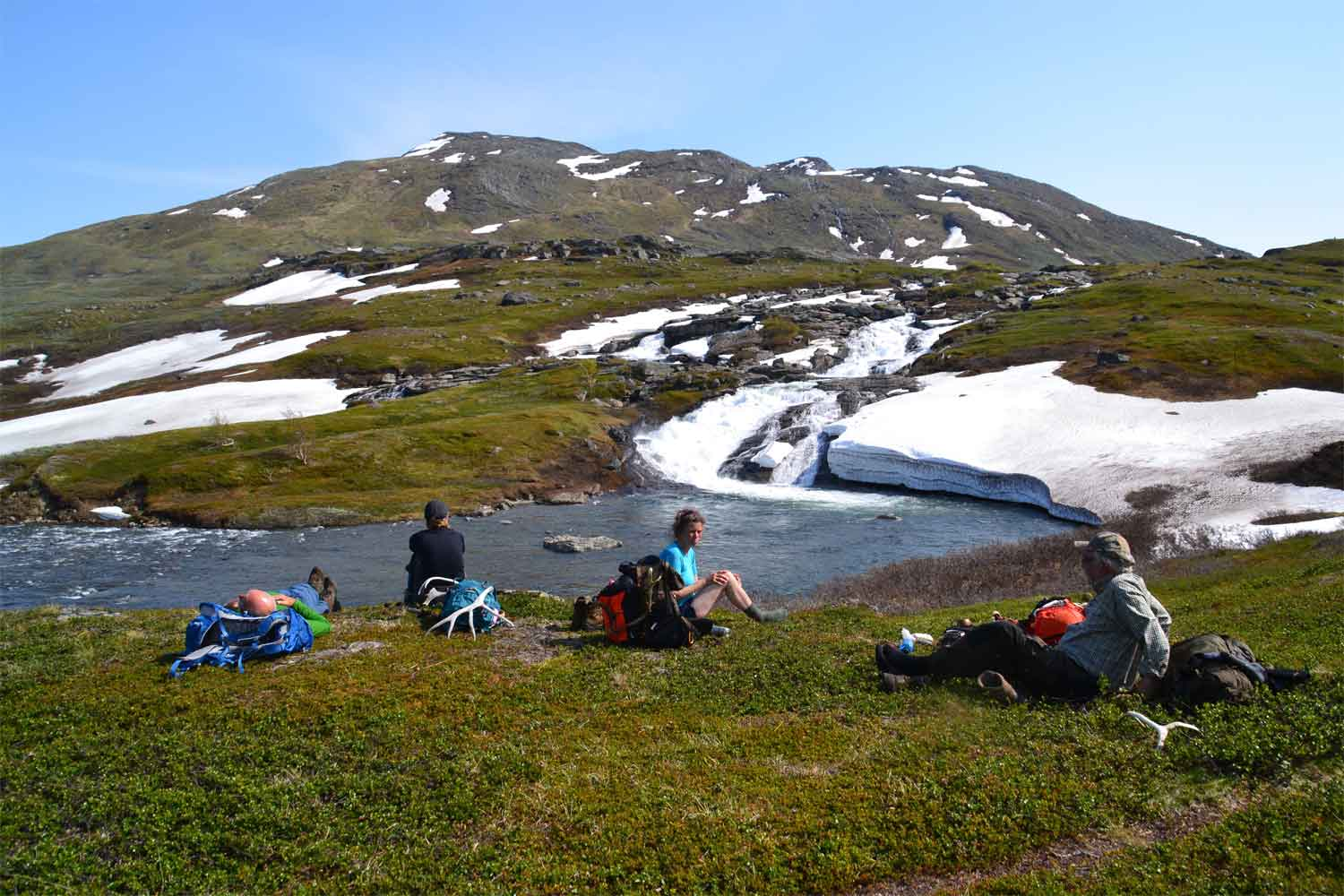 Laponia-summer-hike-sweden